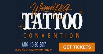 The Winnipeg Tattoo Convention