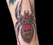 Alex Duquette - Blue Blood Tattoos