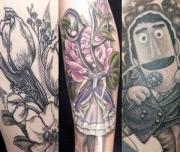 Alie K - Tattoos This Way