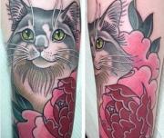 Angie Fey - Speak Easy Tattoo