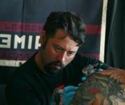 Demian Cervera - Fulcrum Tattoo
