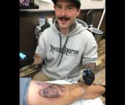 Dustin Logan - Empire Tattoo