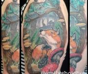 Emily Shoichet - Empire Tattoo