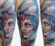 Ian Olsen - Empire Tattoo