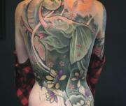 Mark D Jeffrey - High Tides Tattoo