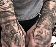 Mike Chaulk - Port City Tattoos