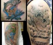 Philip Crane - The Foundry Tattoo