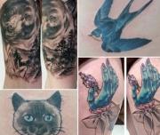 Sarah Savage - Second Street Tattoo