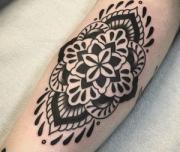 Tasha Tonks - Omen Tattoo