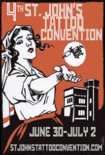 St. John's Tattoo Convention